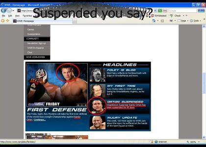 WWE.com fails at news
