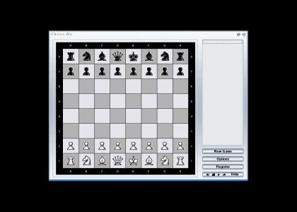OMG!!! Secret Nazi Chess
