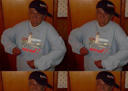 Spotz's Rappin Grandma REMIXD
