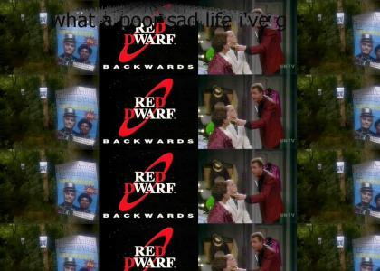Red Dwarf - Backwards (backwards)