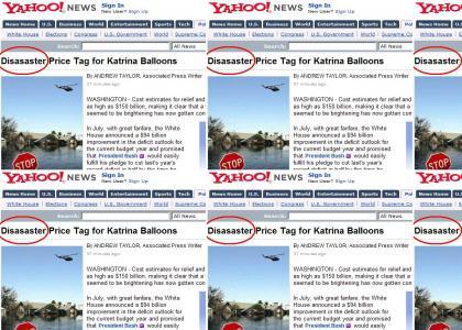 Yahoo! fails at spelling