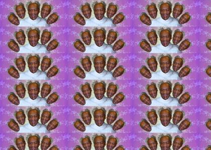 Cosby makes Zoolander happy