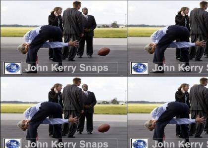John Kerry Sports Highlights