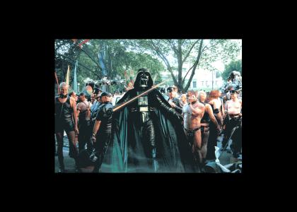 Vader - It's Raining Men!