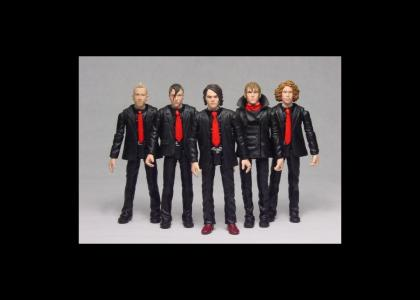 Barbies for Emo Fags