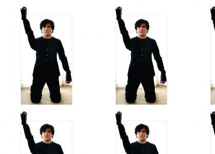 Trent Reznor's Arms Flip Flop Flip