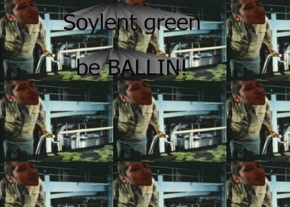 Soylent Slick Black