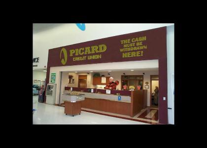 Picard's New Job
