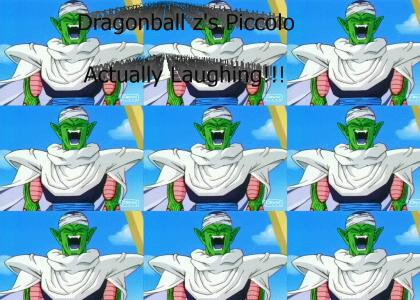 DBZ Piccolo Laugh