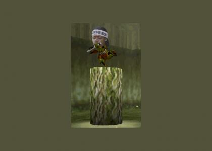 Zelda: The Bubb Rubb of Time