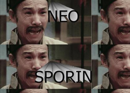 Neosporin!