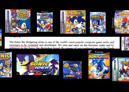 That's Damn True, Sega...