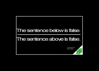 YESYES: Liar Paradox