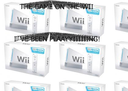 Chris Cornell likes his Wii