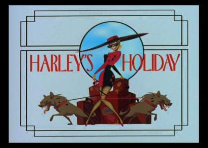 Harley's Holiday