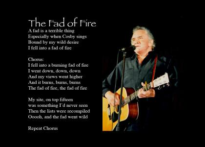The Fad of Fire