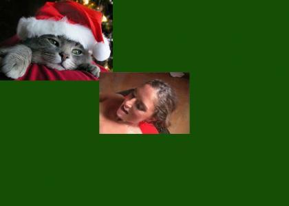 Merryxmas from Morgan Freeman
