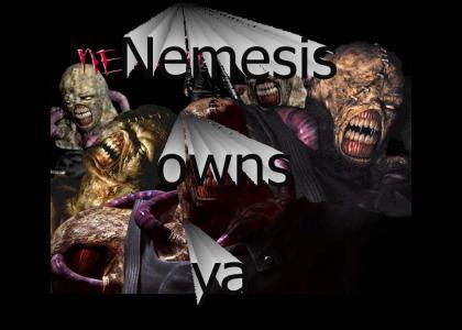 Resident Evil:Nemesis