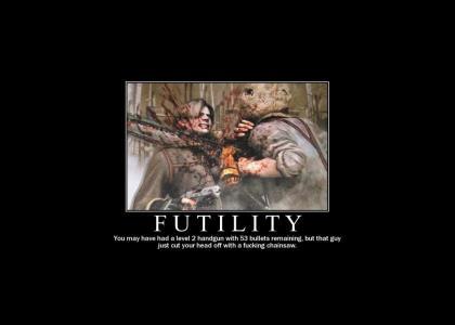Life Lessons #7: Futility