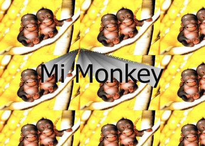 Mi Monkey