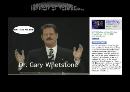 Whetstone's Irresponsibility
