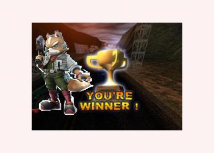 Star Fox Is Winner !!!!