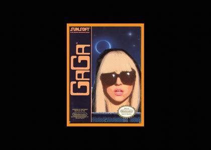 Lady Gaga NES