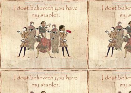 Ye Olde Stapler on Tapestry