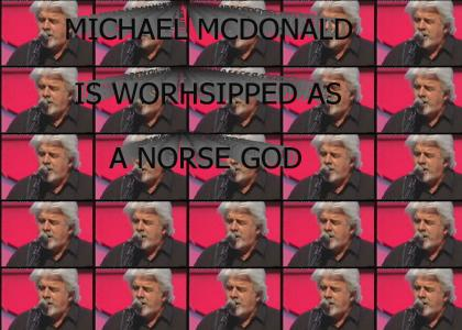 Michael McDonald pwns You!!!