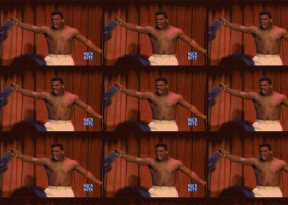 Carlton Belts Out A Face Melter