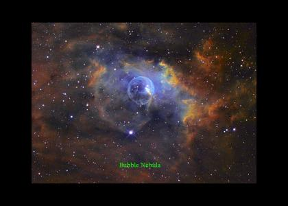 Nebulae, Dust of the Gods