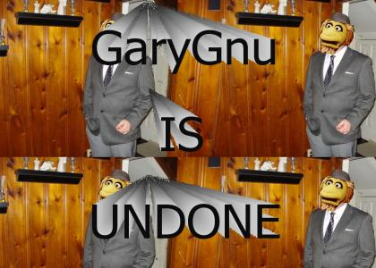 Coming undone...