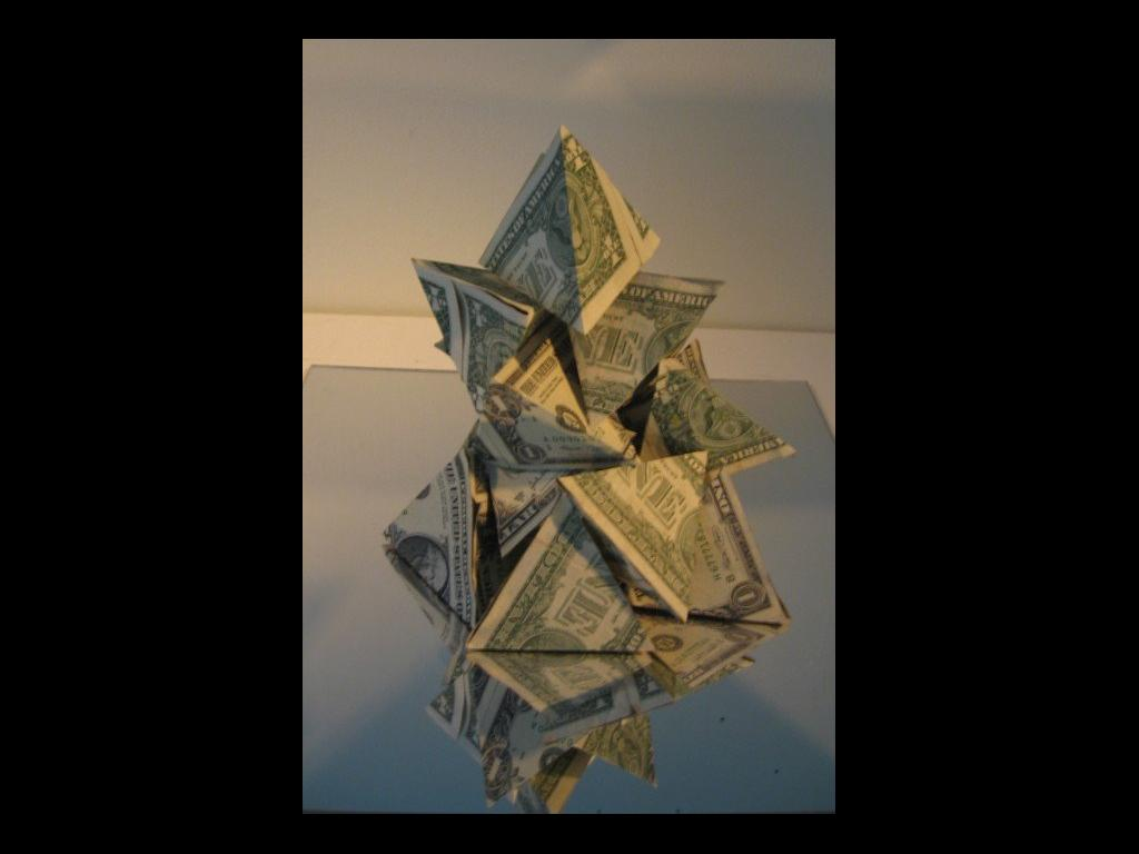 moneysculpture