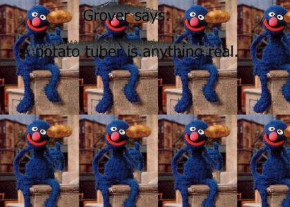 Grover: on the Reality of Potatoes