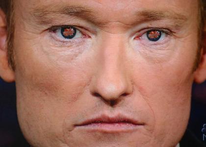 Conan... stares into YTMND's soul