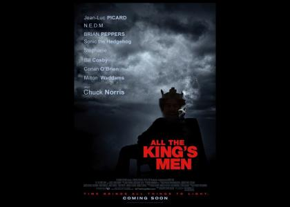 All the Bk King's Men