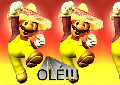 Arriba, Super Mario!