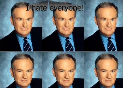 O'Reilly Gives His Opinion