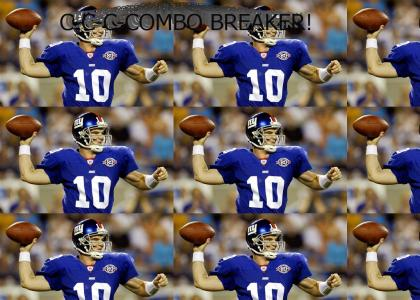 Giants C-C-C-COMBO BEAKER!