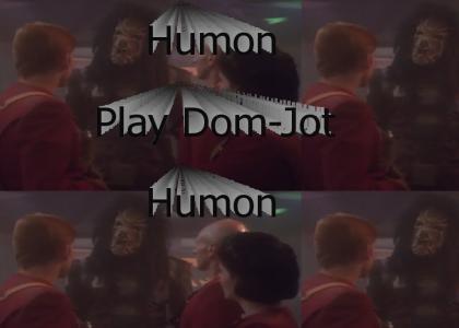 Humon, Play Dom-Jot, Humon