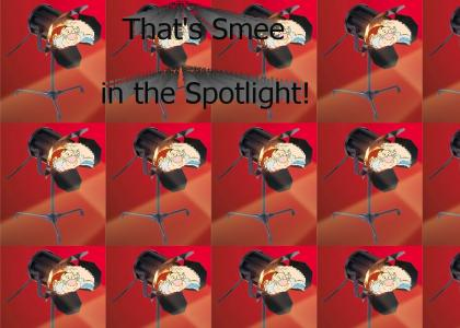 That's Smee in the Spotlight
