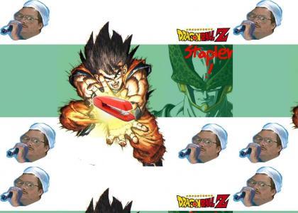 I believe Goku Has My Stapler