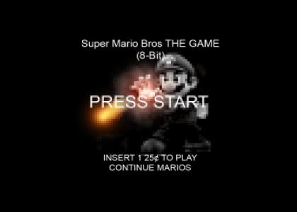 Super Mario Bros THE GAME (8-Bit)
