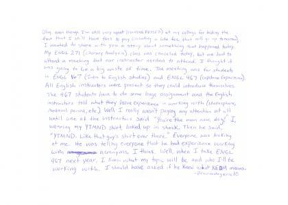 A pde10 Story About YTMND