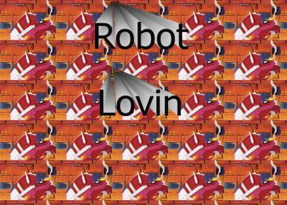 Robot Loving