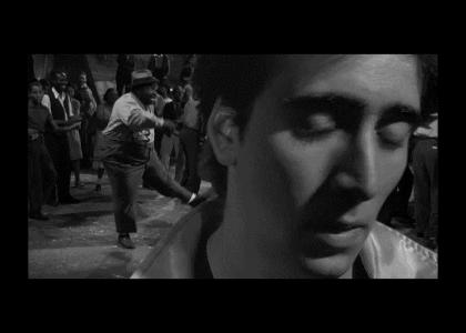 Nicholas Cage Disapproves Of Black People