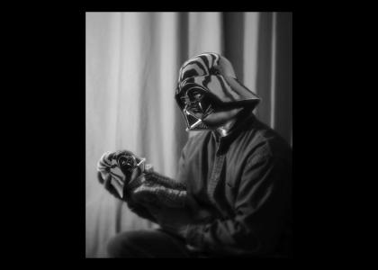 Vader's a Dad