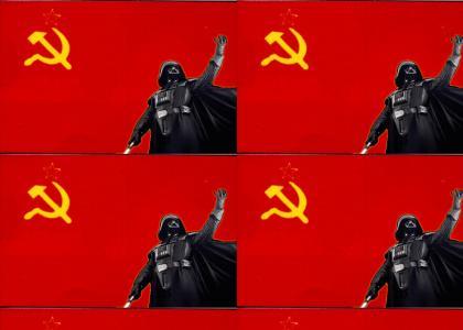 In Soviet Russia, Anthem sings Vader!