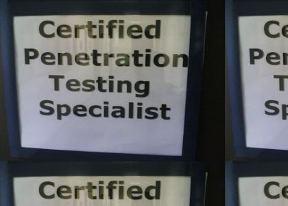 Certified Penetration Testing Specialist