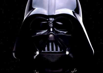 Darth Vader Stares into your Soul